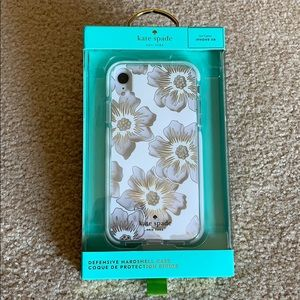 kate spade Accessories - Kate Spade hardshell Case for iPhone XR